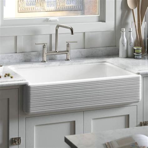 Kohler Farmhouse Sinks by 25 Best Ideas About Kohler Farmhouse Sink On