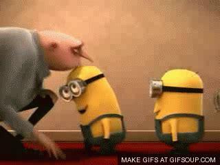 imagenes de minions dando un beso el blog del cuentista 161 100 seguidores