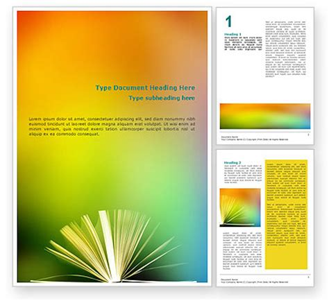 Microsoft Word Poetry Book Template Storyposts Microsoft Publisher Book Cover Template
