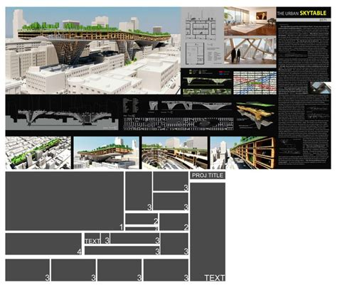 architecture presentation template 15 best images about architectural presentation board