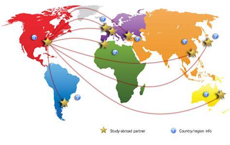 business management global business washington college