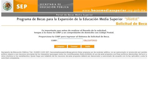 Miportalfone Sep Gob Mx Registro | miportalfone sep gob mx registro www becasmediasuperior