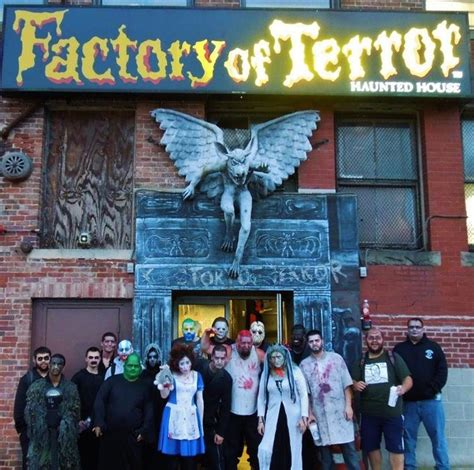 open house worcester ma factory of terror worcester ma massachusetts haunted houses