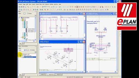 eplan com tutorial eplan electric p8 project options youtube