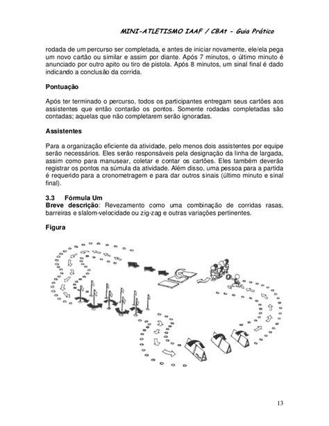 Guia Prático de Mini Atletismo
