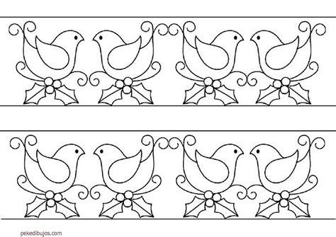 dibujos de cenefas dibujos de cenefas para colorear