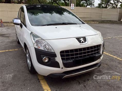 peugeot suv 2013 peugeot 3008 2013 1 6 in selangor automatic suv white for