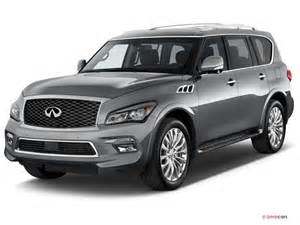 Infiniti Large Suv 2015 Infiniti Qx80 Reviews Pictures And Prices U S