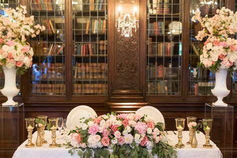 Wedding Decor Vaughan Wedding Trends 2017 Flowers Time