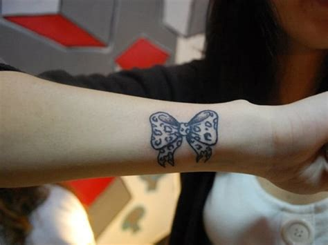 hello kitty bow tattoo 34 beautiful hello bow tattoos