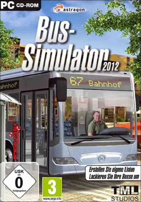 bus games full version free download bus simulator 2012 free download full version pc setup