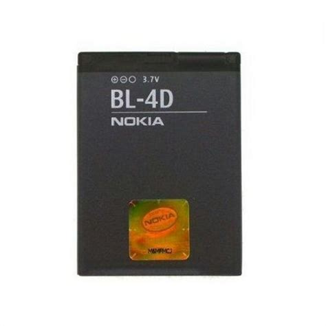 Nohon Battery For Nokia Bl 4d buy nokia bl 4d battery at best price in india on naaptol