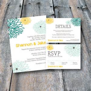 wedding invitations details card floral wedding invitation suite rsvp card details card