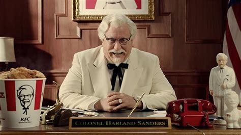 biography of kfc owner kfc colonel sanders returns to america the inspiration room