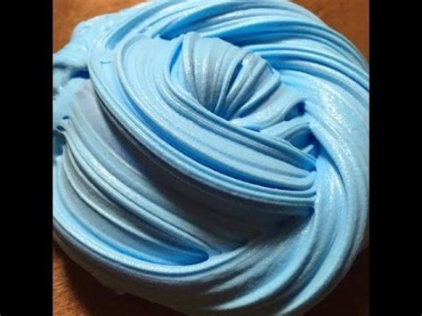 Pva Glue Blue Slime Dll how to make blue slime diy soft slime slime