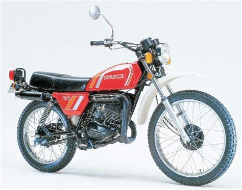 Ts Suzuki Suzuki Ts125