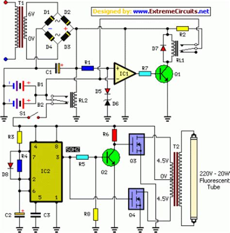 central emergency lighting inverter wiring diagram get