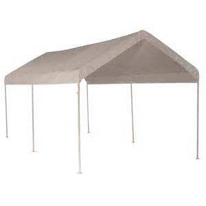 Shelterlogic Max Ap Canopy by Shelterlogic Max Ap Canopy 10 X 20 6 Legs Qc Supply