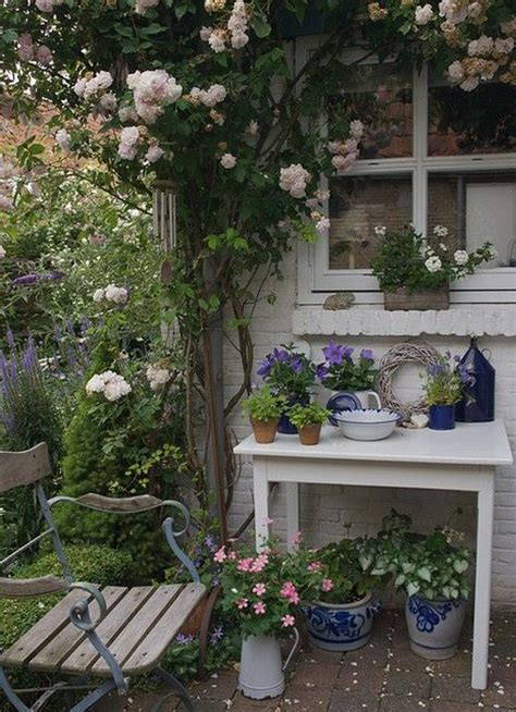 house home garden shabby chic bedroom shabby chic garden with potting shed