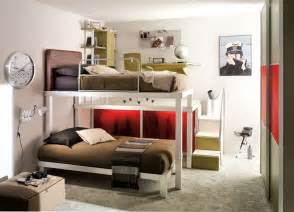 Bunk Beds For Teenagers Teen Bedroom With Bunk Beds Stylehomes Net