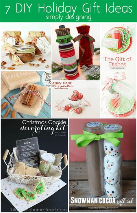 7 Diy Gift Ideas by 7 Diy Gift Ideas