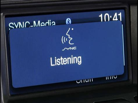 how does sync work in ford ford sync 3 voice recognition explained drivespark news