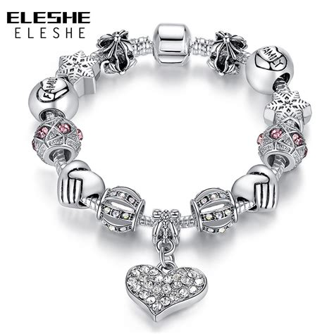 Mba Luxury Brand Management Jewelry by Eleshe Luxury Brand Bracelet 925 Unique Silver
