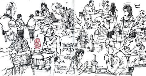 libro sketching people an urban sketching people museum urban sketchers