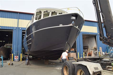 north river boats out of business cbell river firm builds their biggest ever boat a 2 8