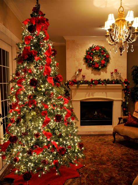 next home christmas decorations red and green christmas tree decorations home design ideas