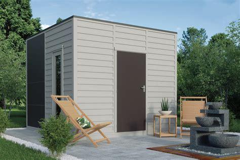 Gartenhaus Kubus Modern by Gartenhaus Kubus Modern Gartenhaus Modern Glas Flachdach