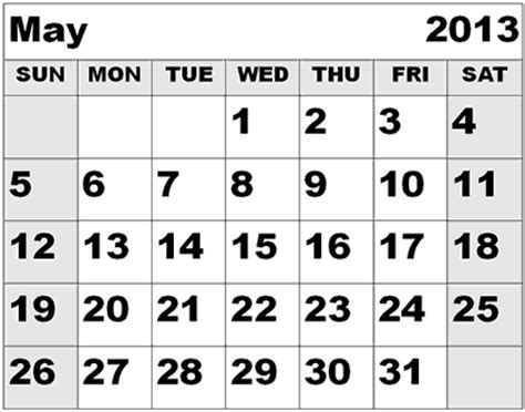 Calendar May 2013 Free Is My Freeismylife May 2013 Calendar Don T