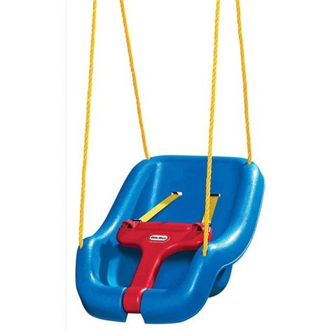 little tikes high back swing little tikes 2 in 1 snug n secure swing blue frustration