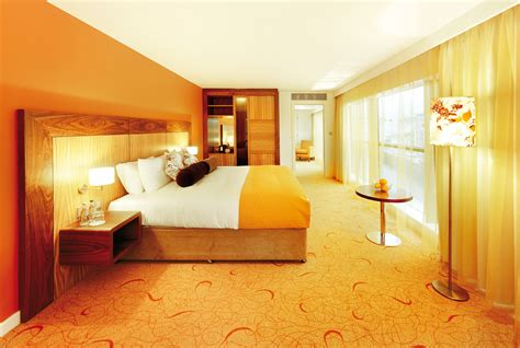 room orange the glasshouse hotel hen sligo hen hotel