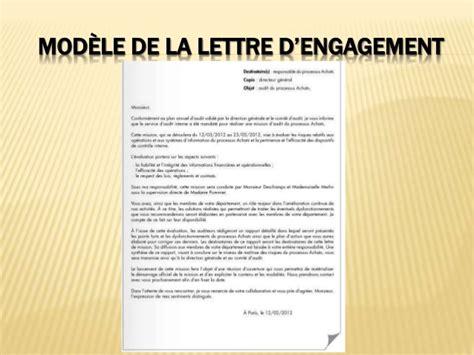 Modeles De Lettre D Engagement Exemple Modele Lettre D Engagement