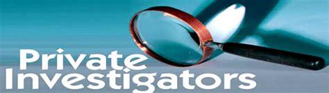 civil investigation private investigator