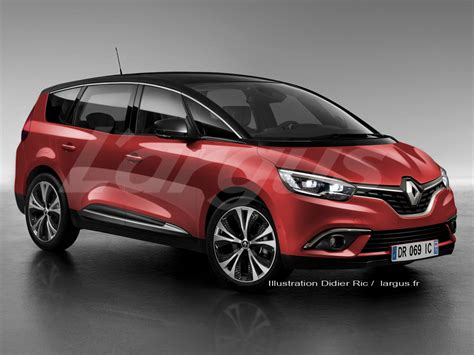 renault scenic 2015 renault grand scenic 2015 2016 2017 2018 best cars reviews