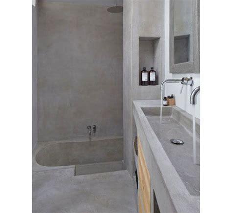 Badezimmern Ideen 2369 by 27 Banheiros Cimento Queimado Bathrooms
