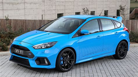 2017 ford focus rs australian review gizmodo australia
