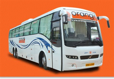 Sleeper Buses From Hyderabad To Bangalore by Hyderabad To Bangalore Orange Travels Timings