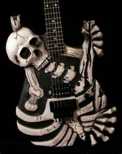 george lynch s guitar in the eye of the beholder pinterest