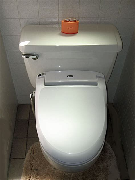 Inax Bidet Toilet For A Heavy Tp User And Occasional Clogger Terry