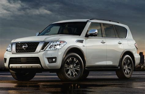 2017 nissan armada third row how many seats does the 2017 nissan armada have