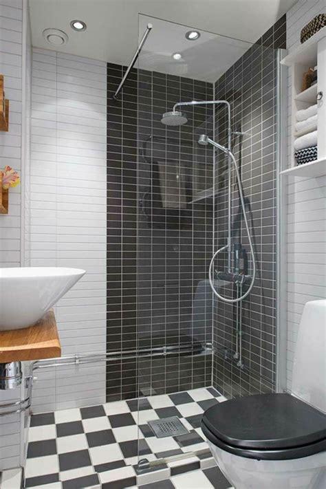 bathroom shower tile ideas kamar mandi minimalis salle de bain noire marron et grise comment l am 233 nager