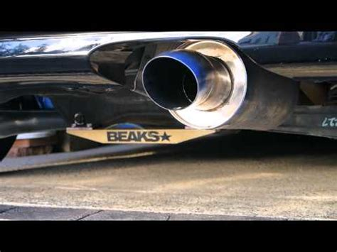 J39s Racing C304 Muffler Bolt On Jazz Gk5 Original Japan j s racing gd1 3 c304 sus エキゾーストシステム リアテール50r doovi