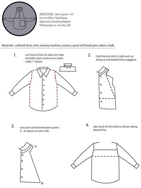 apron pattern made from man s shirt 13 best images about aprons on pinterest man shirt free