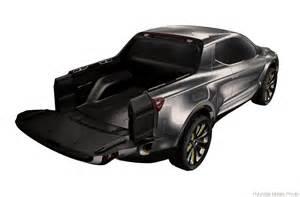 hyundai santa crossover concept 2015 hyundai santa crossover truck concept