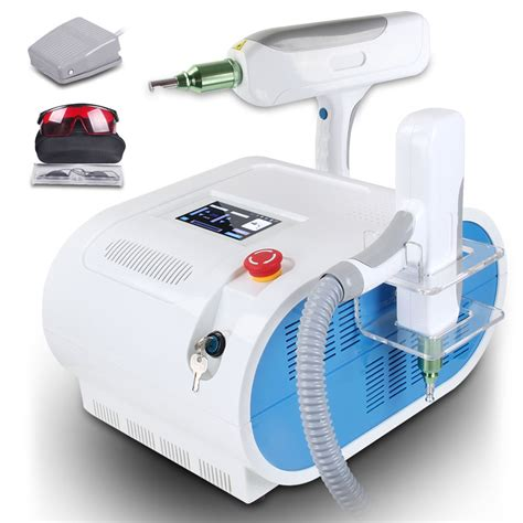 tattoo laser removal machine professional eyebrow freckle q switch yag laser