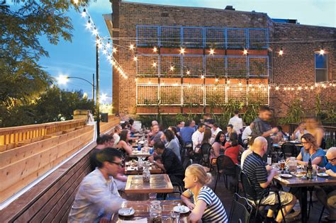 roof top bars in chicago best rooftop restaurants in chicago for outdoor dining