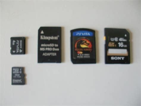 Ps Vita Memory Card Connector Adapter Memory Micro Sd To Vita Sd2vita kiblitzing vital signs the ps vita review